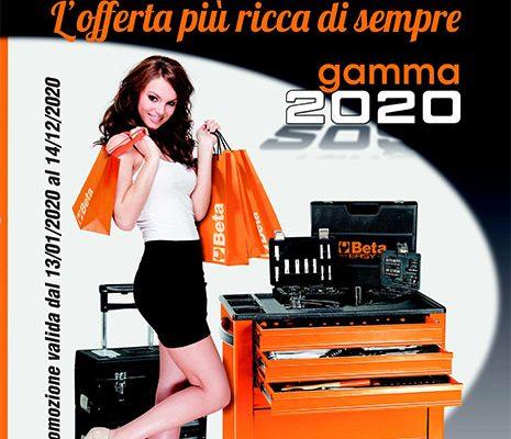 Beta - gamma 2020